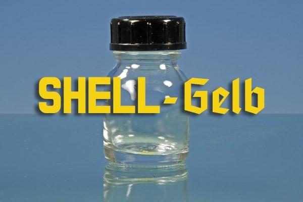 Shell-Dottergelb