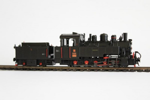 "Dampflok Nr.4"" Zillertalbahn H0e Bausatz"