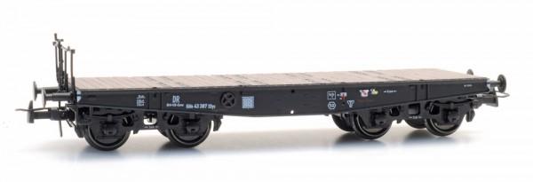SSy45 Trapezträger, DR Brit-US-Zone, Wagennummer Köln 43 387, Epoche IIIa