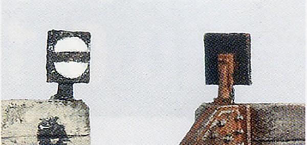 Signalschilder für Prellbock