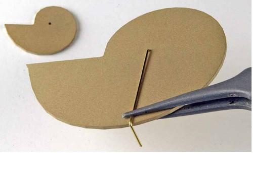 Löt- und Biegeschablonen für Griffstangen 0,3 mm ø