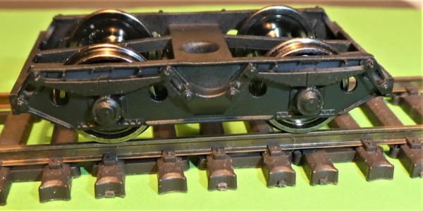 Minden-Dorstfeld-Drehgestelle Bauart 931- Bauform 2 - 3D-Druck