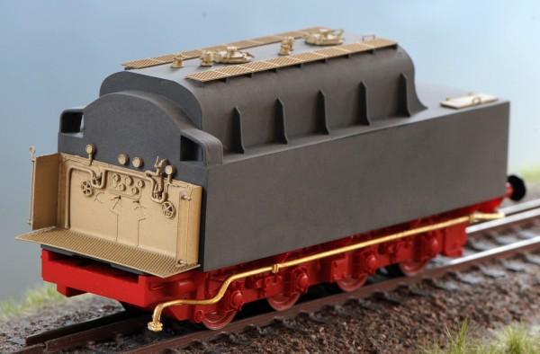 Bausatz Kohlenstaubtendergehäuse für Lok 36 457