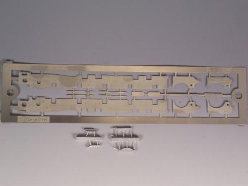 Rahmenblenden für Baureihe 52