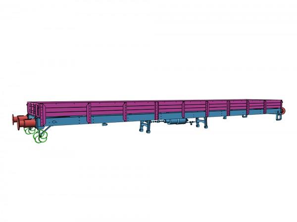 Bausatz XXo 49 - Teilesatz - 3D-Druck