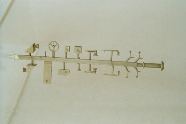 Zurüstsatz für MCi-43 von Roco, Röwa und Sachsenmodell