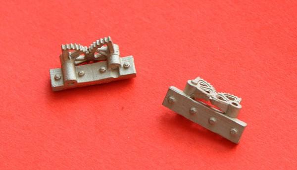 Getriebe für Lastwechsel, Bremsumsteller links und rechts - Spur II
