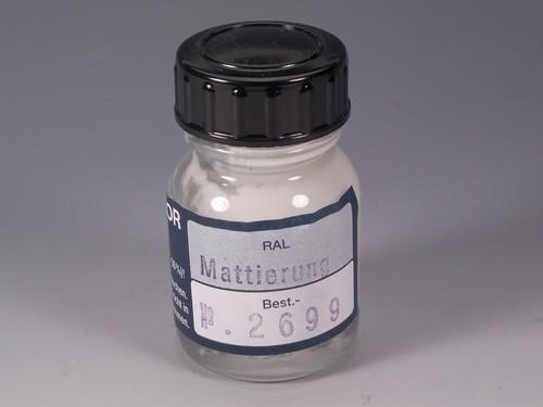 Mattierungsmittel für Weinert Acrylfarben