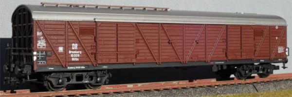 Beschriftungssatz für 8 Güterwagen G (Gedeckte Wagen) (DRG) - Epovje II