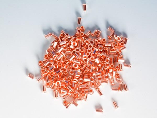 Kupfer Hohlnieten, 300 Stück