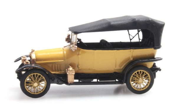 Audi 10/28 zivil gelb