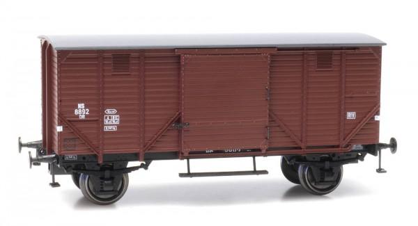 NS CHD 5m-Fahrwerk 8892, braun, Epoche III