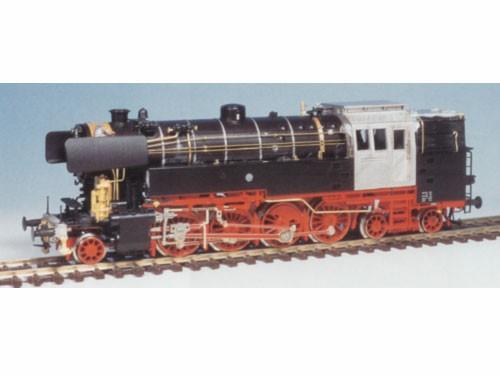 Umbausatz für Baureihe 65/065 (Fleischmann) mit Oberflächenvorwärmer