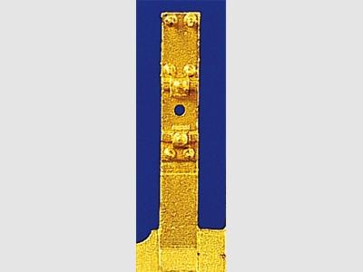 Rippenplatte Glp19 ohne Zapfen