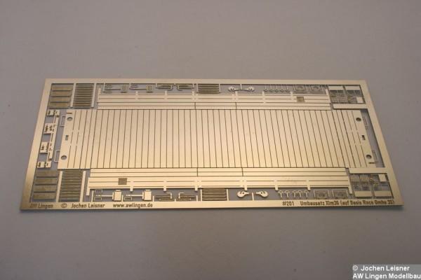 Umbausatz für Roco Bremen zum Xlm 36