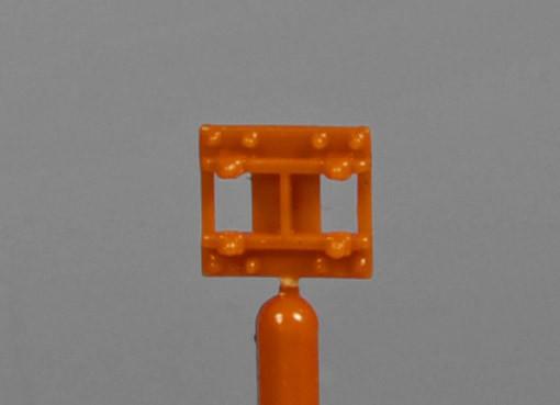 Rippenplatte RP 18 Kunststoff
