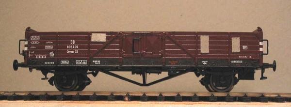 Blechflicken (in erster Linie für offene Wagen der Holzbauart), 24 Stück (3 versch. Größen)