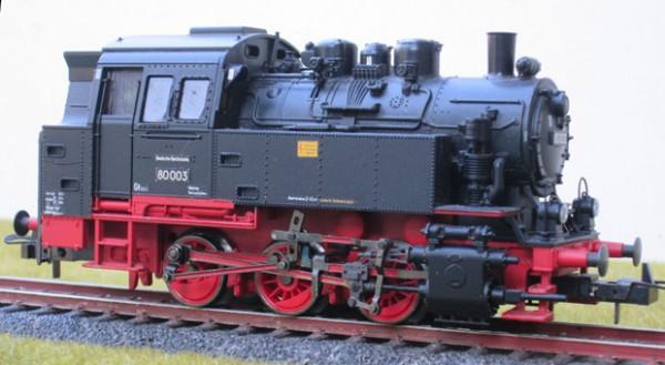 Beschriftungssatz Baureihen 80, 64 und 86 der DR