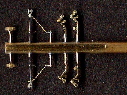 Sprengwerk S14 nach Blatt 101 von 1914 des DWV