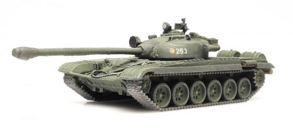 DDR NVA T-72 URAL Bahnverladung