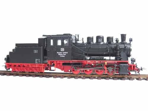 Lok 20 Mansfelder Bergwerksbahn H0e Bausatz