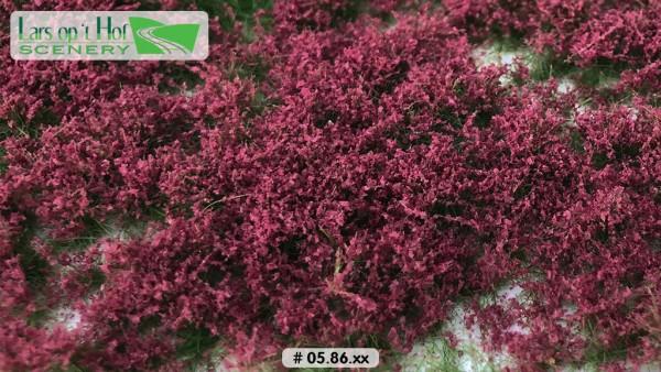 Blütenbüschel violett 15 x 21 cm
