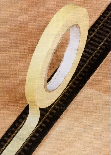 Abklebebänder für Mehrfarblackierung 13 mm breit