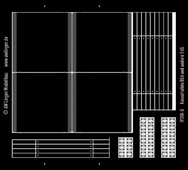 Kesseltafeln DEA, Fuchs und andere - Spur 0 (1:45)