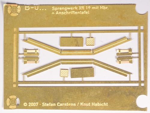 Sprengwerk für Ro 18/Xfl 19