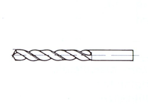 Bohrer HSS ø 0,5 mm