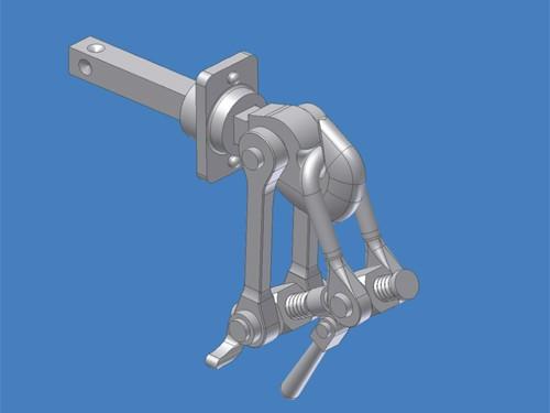 Schraubenkupplung, montiert, (nach DB-Zeichnung Fwg 600.05.038.09)
