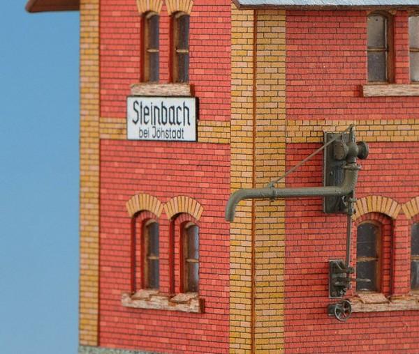 Bausatz Wasserkran für Wasserhaus Steinbach