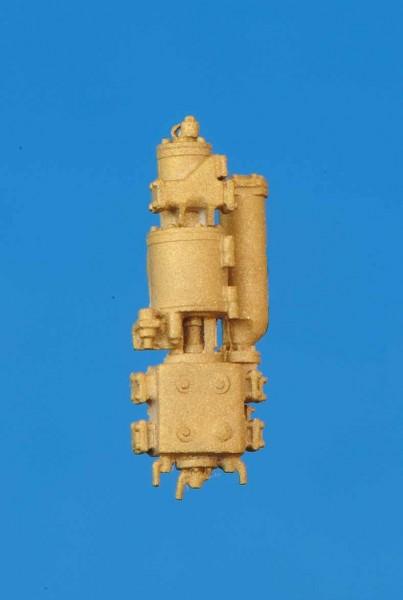 Speisepumpe Bauart Knorr-Tolkien 250 Liter - Spur TT