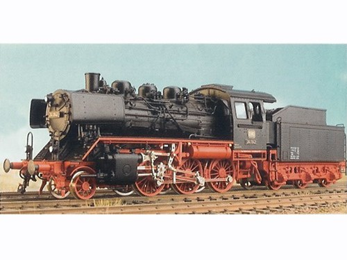Baureihe 24, Witte-Bleche, DB und DR