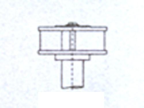 Dachlüfter Bauart Flettner, Kunststoff