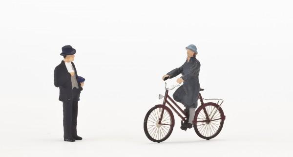 Fahrräder mit 26er Rahmen passend für Preiserfiguren