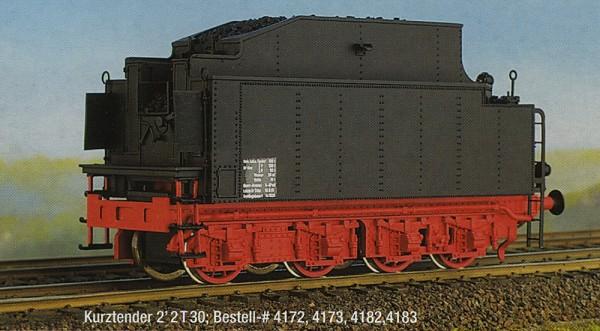 Tender Bauart 2'2T30 - Bauform 1926 (80 km/h)