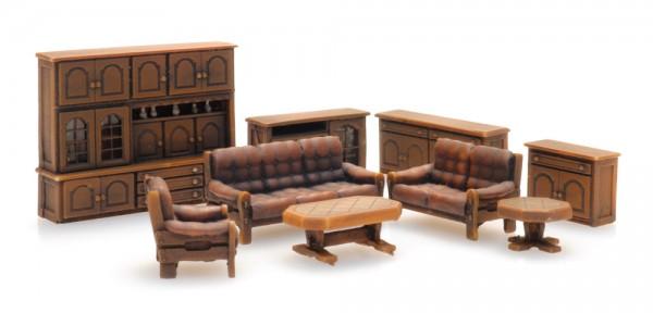 Wohnzimmermöbel - Fertigmodell