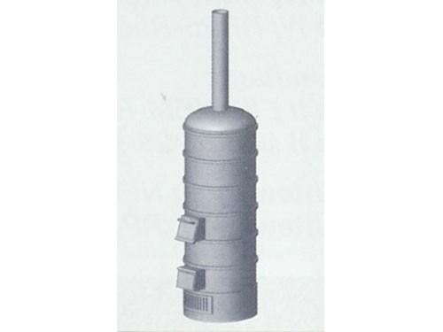 Ofen für Lokschuppen bzw. Werkhalle - Spur H0