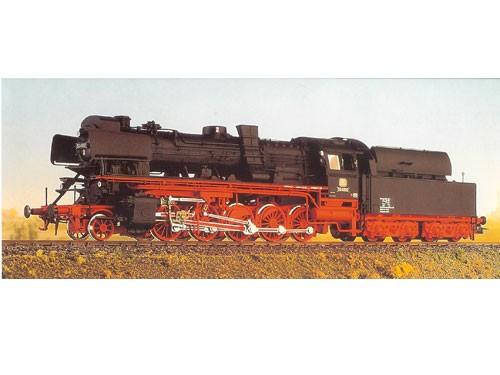 Baureihe 50.40 (Franco-Crosti-Kessel) Kohlefeuerung Umbausatz für Roco BR 50