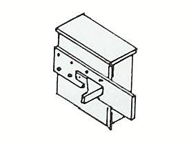 Mechanischer Signalantriebskasten für Formsignale