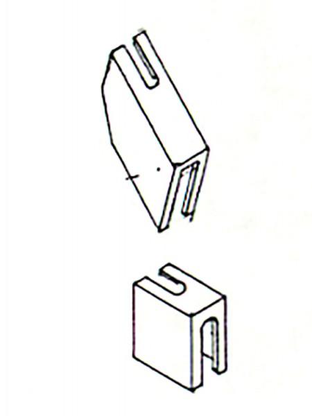 Abdeckhauben für Weichen und Signalspannwerke