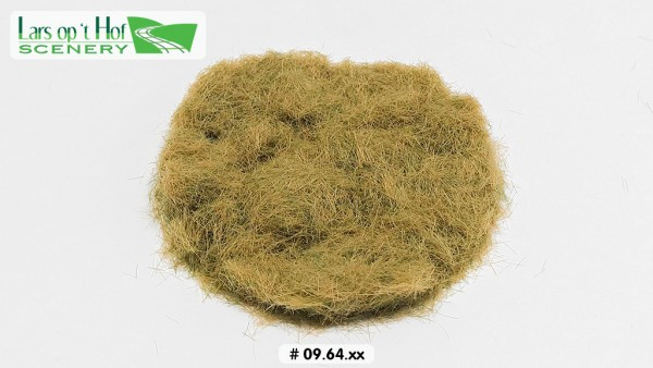 Grasfasern (Gras-Flock) Spätherbst - lang