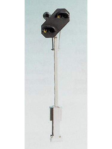 Lichtsignal, Vorsignal mit Kennlicht für verkürzten Hauptsignalabstand - Fertigmodell