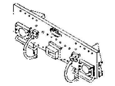 Pufferbohle für Baureihe 78.0-5