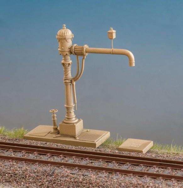 Wasserkran, preußische Bauart, groß, Bausatz