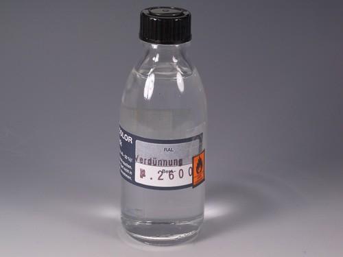 Verdünnung für Weinert-Acrylfarben