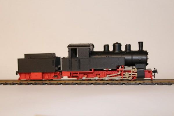 Dampflok Nr 152 SWEG (Jagsttalbahn) H0e Fertigmodell