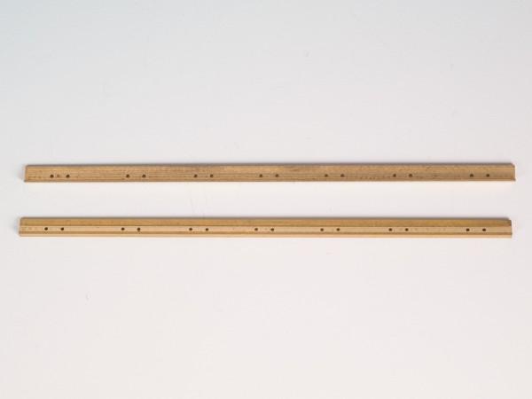 Radlenker 5,0 m Vorbildlänge gefräst links und rechts