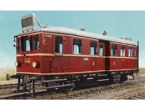 VT 70 900/901 (DRG 801 bis 804) DRG und DB-Ausführung